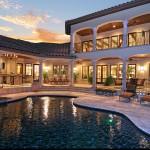 5Tuscan Inspired Horseshoe Bay Lakeside Pool by Zbranek & Holt Custom Homes, Horseshoe Bay Luxury Home BuilderCBUSA